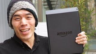 getlinkyoutube.com-Kindle Fire HD8.9がキター!amazonの格安タブレット