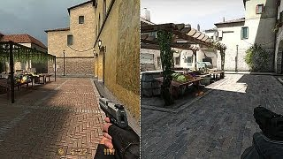 getlinkyoutube.com-Counter-Strike: Global Offensive - Grafik-Vergleich: CS GO vs CS 1.6 vs CS Source