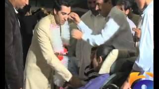 umar gul valima at peshawar.flv