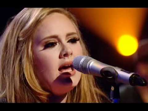 Adele Rolling In The Deep Jools Holland Later Live May 2011