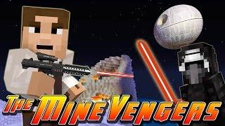 getlinkyoutube.com-Minecraft MineVengers - STAR WARS, THE FORCE AWAKENS!!!