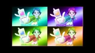 getlinkyoutube.com-All Yes Precure 5 GoGo Tranformation!!!! Color