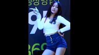 getlinkyoutube.com-150426 댄스팀 위치걸 (WITCH GIRL) - Luv @ 헬로APM 직캠 By 카페라떼