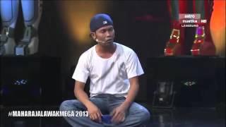 getlinkyoutube.com-Maharaja Lawak Mega 2013 - Minggu 5 - Persembahan Sepahtu