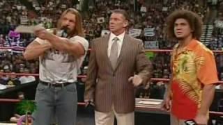 getlinkyoutube.com-Triple H Returns to RAW on Carlito's Cabana (2/2)