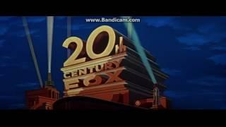 20th Century Fox (1953 RARE FANFARE VARIANT)