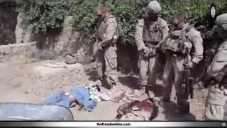 The Restraint of Muslims (WARNING: GRAPHIC VIOLENCE)