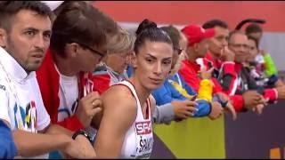 getlinkyoutube.com-Ivana Spanovic - 2016 European Long Jump Champion, Amsterdam 2016