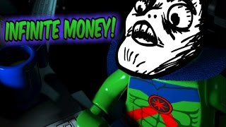 getlinkyoutube.com-LEGO Batman 3: Beyond Gotham - INFINITE MONEY GLITCH!!