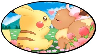 getlinkyoutube.com-Pikachu x Eevee AMV~ Replay