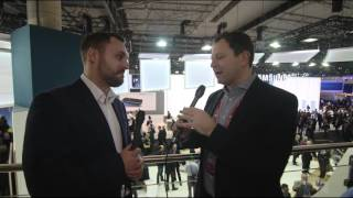 Mobile World Congress 2016: Dan Rosen, Telefonica