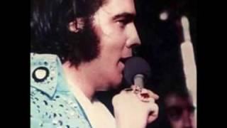 getlinkyoutube.com-Elvis Presley-Help me make it Through The Night.