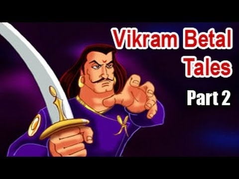 Vikram Betal Hindi Cartoon Stories - Part 2
