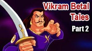 getlinkyoutube.com-Vikram Betal Hindi Cartoon Stories - Part 2