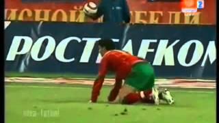 getlinkyoutube.com-Video Lucu Cristiano Ronaldo Saat Pertandingan