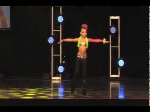 Sophia Lucia - My Own Rhythm - Tap Solo