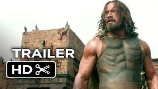 Hercules Official Trailer HD - Dwayne Johnson
