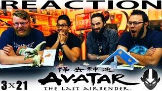 Avatar: The Last Airbender 3x21 FINAL REACTION!! Sozin's Comet, Part 4: Avatar Aang