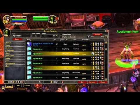 WoW Gold Guide Deutsch 2 [Teil 1]