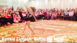 getlinkyoutube.com-Mackenzie Ziegler - Outta My Mind