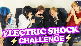 getlinkyoutube.com-*ELECTRIC SHOCK CHALLENGE* with Exclamation Point