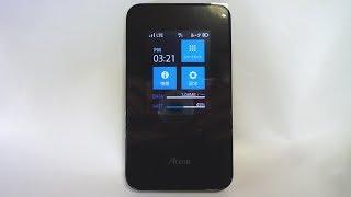 getlinkyoutube.com-2万円で買える日本製モバイルWifiルータ NEC Aterm MR03LN を買ってみた