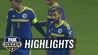 Bosnia-Herzegovina vs. Cyprus   2016 European Qualifiers