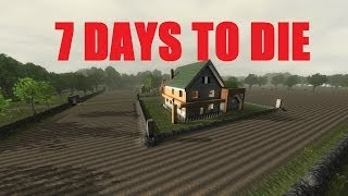 getlinkyoutube.com-7 Days to Die - Base Terraforming