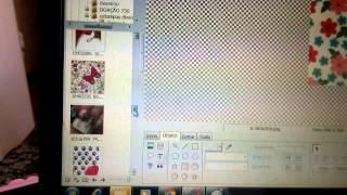Como montar imagens para suas películas de unhas pelo PhotoScape