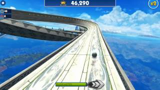 getlinkyoutube.com-Sonic Dash (PC): Silver Gameplay (Significant Sonic Dash Update)