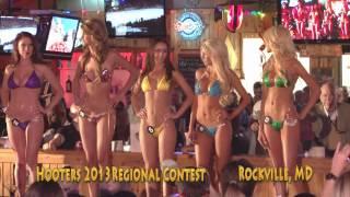 getlinkyoutube.com-Hooters 2013 VA MD Regional Swimsuit Contests
