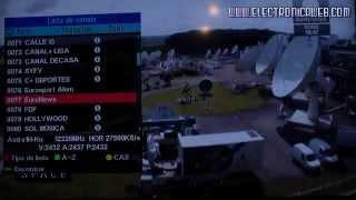 getlinkyoutube.com-[ELECTRONICAWEB.COM] IRIS 9700 HD. Unboxing y primeros pasos