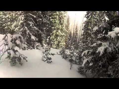Powder Skiing in Spring, Part Two | I'm Not that Dad | Bruce Sallan