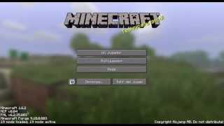 getlinkyoutube.com-Minecraft 1.9 Ya lo conseguí!!! Quieren Un Tutorial?