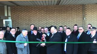 Ribbon cutting ceremony Gourmet Glatt Lakewood