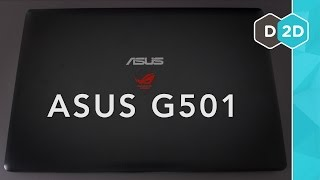 getlinkyoutube.com-ASUS G501 Review - Better than the UX501 for Gamers?