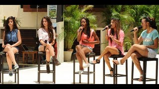 "getlinkyoutube.com-Fifth Harmony ""Impossible"" - Judges' Houses - The X Factor USA 2012"