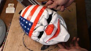 getlinkyoutube.com-Как сделать маску Далласа (PayDay2)