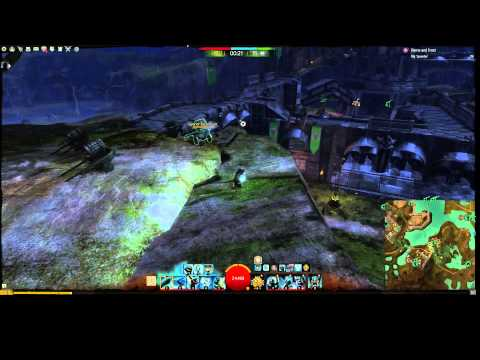 Guild Wars 2: How to defend Jerrifer's Slough