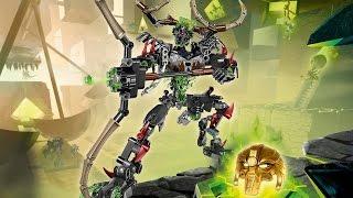 getlinkyoutube.com-LET'S BUILD! - BIONICLE - 71310: Umarak the Hunter