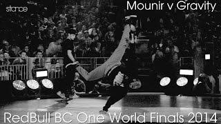 getlinkyoutube.com-Mounir v Gravity // Redbull BC One World Finals 2014 // .stance