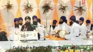 getlinkyoutube.com-Didar Bajaan Wale Da Sant Baba Ranjit Singh Ji (Dhadrian Wale) Part 1