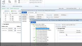 Microsoft Dynamics AX: How to Do Purchase Order Entry