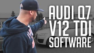 getlinkyoutube.com-JP Performance - Audi Q7 V12 TDI | Software | 1100 NM