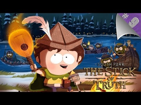 South Park The Stick of Truth - Góticos al Poder [+18]