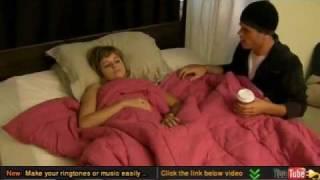 getlinkyoutube.com-Naked Girl want sex when wake up