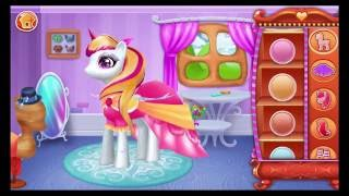 getlinkyoutube.com-Coco Pony - My Dream Pet iPhone Gameplay