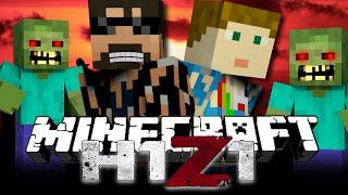 getlinkyoutube.com-Minecraft H1Z1 [1] | Get to Port Vue!!