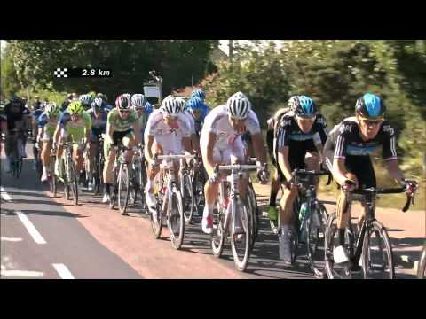 Tour of Britain 2012, Stage 1 (Pt 8), Ipswich to Norfolk Showground (09 September 2012)