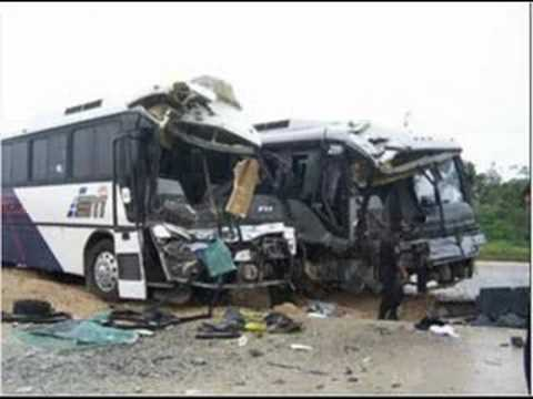 Accidentes de Autobuses en Mexico Parte 3